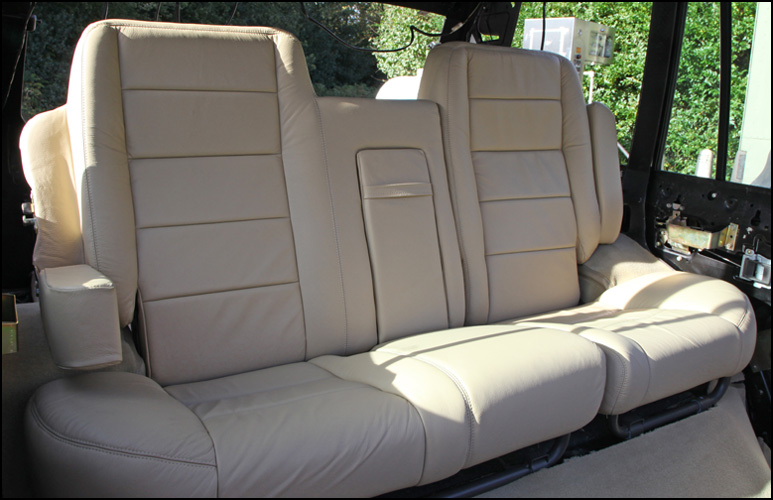 Range Rover Classic Seat Covers Velcromag