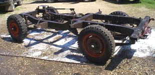 dibnah's front chassis