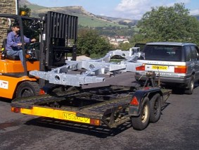 Loading Chassis