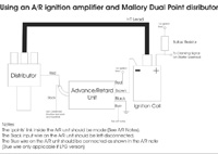 Mallory DaulPoint Amp v8wizard mallory ignition wiring diagram at bayanpartner.co