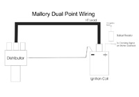 Mallory DaulPoint v8wizard scorcher distributor wiring diagram at bayanpartner.co