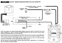 Mallory Unalite v8wizard on mallory ignition wiring diagram